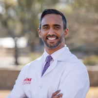 Dr. Shine John - Podiatric Surgeon in Austin, Texas